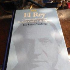 Libros de segunda mano: JOSE LUIS DE VILALLONGA-EL REY. Lote 157875602