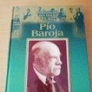 Libros de segunda mano: PÍO BAROJA. PERSONAJES DEL SIGLO XX (EDICIONES RUEDA). Lote 157911902