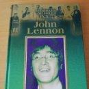Libros de segunda mano: JOHN LENNON. PERSONAJES DEL SIGLO XX (EDICIONES RUEDA). Lote 157911986