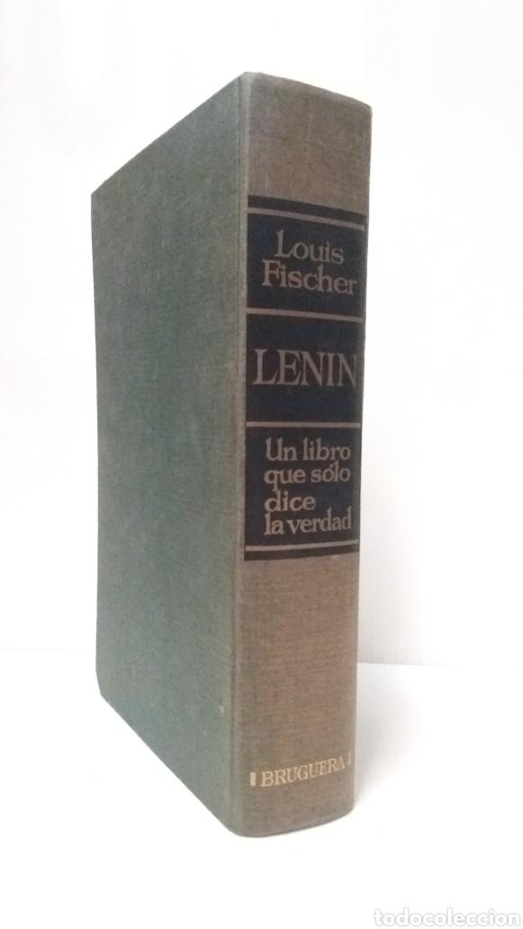 LIBRO LENIN ED BRUGUERA 1966 (Libros de Segunda Mano - Biografías)