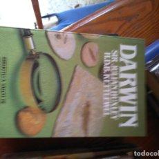 Libros de segunda mano - BIBLIOTECA SALVAT DE GRANDES BIOGRAFIAS. Nº 5. DARWIN por Sir Julian Huxley y H.D.B. Kettlewel 1988 - 158744942