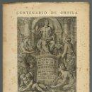 Libros de segunda mano: CENTENARIO DE ORFILA. POR MARÍA LUISA SERRA BELABRE. AÑO 1953. (MENORCA.1.3). Lote 160435494