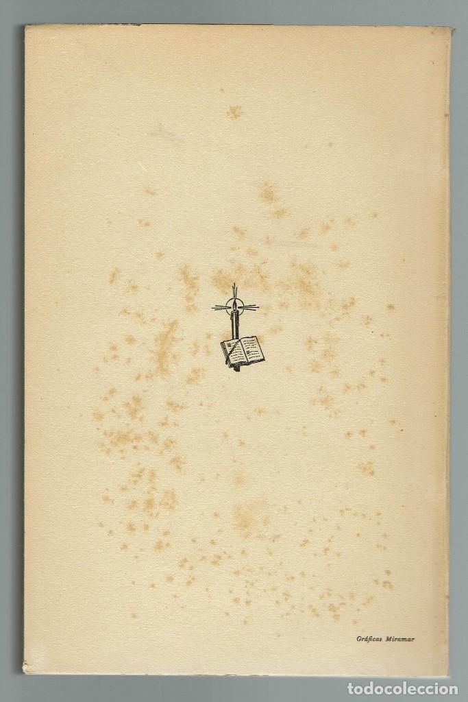 Libros de segunda mano: ANTONIO ROIG Y SU FUNDACIÓN DE HERMANAS DE LA CARIDAD DE S. VICENTE DE PAÚL.N.PASCUAL.1960(MENO.1.3) - Foto 2 - 160497442