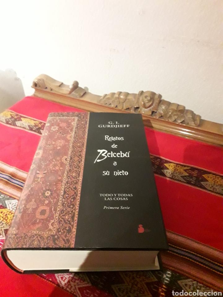 Libros de segunda mano: Colección G.I.Gurdjieff - Foto 4 - 160651165