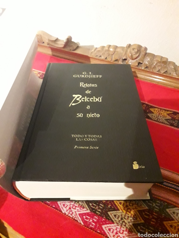 Libros de segunda mano: Colección G.I.Gurdjieff - Foto 5 - 160651165