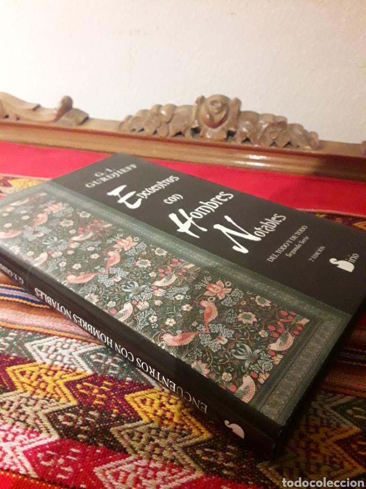Libros de segunda mano: Colección G.I.Gurdjieff - Foto 9 - 160651165
