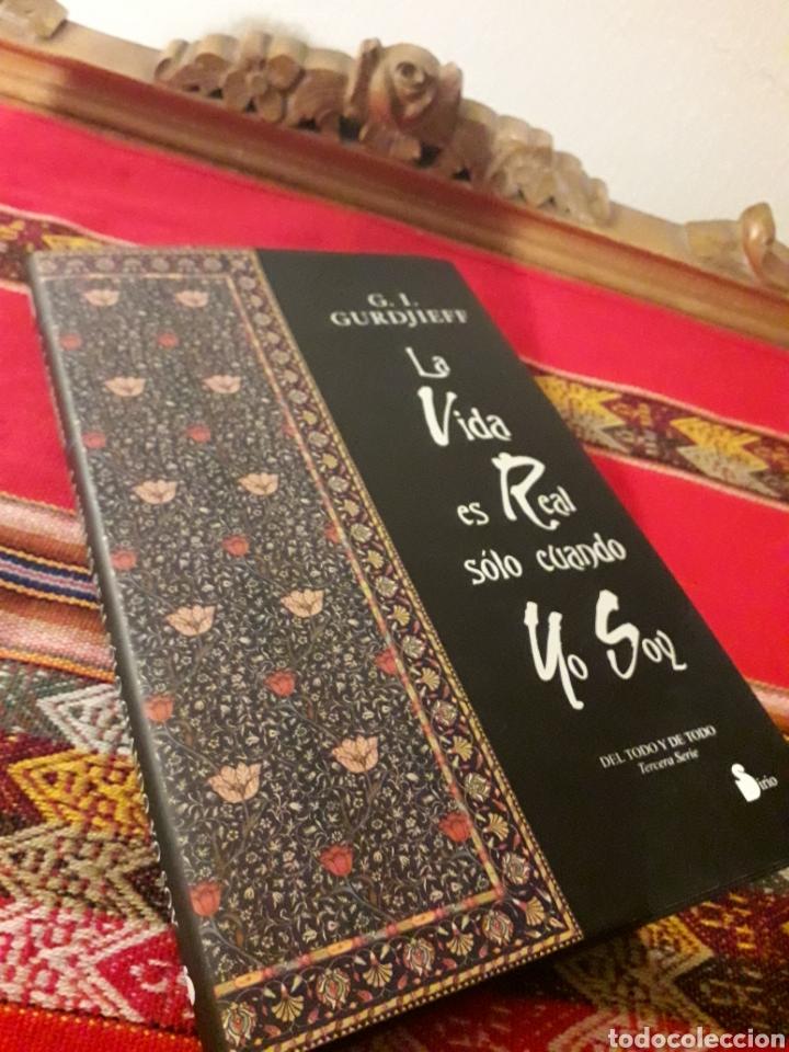 Libros de segunda mano: Colección G.I.Gurdjieff - Foto 13 - 160651165