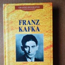 Libros de segunda mano: FRANZ KAFKA: GRANDES BIOGRAFÍAS (PLANETA DE AGOSTINI, 1996). 222 PÁGINAS CON CUBIERTAS EN CARTONÉ.. Lote 160660524