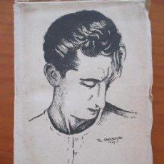 Libros de segunda mano: TORERO DE LEYENDA. MANOLETE. A. ORTIZ VILLATORO. 1947. Lote 160665026