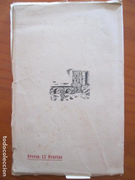 Libros de segunda mano: TORERO DE LEYENDA. MANOLETE. A. ORTIZ VILLATORO. 1947 - Foto 4 - 160665026