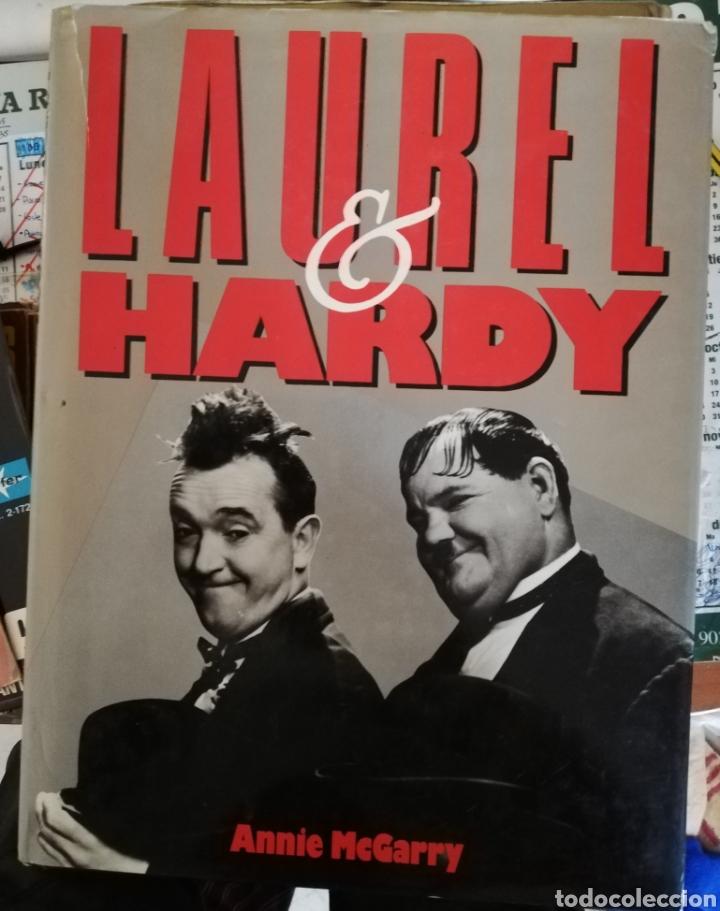 LAUREL & HARDY. ANNIE MCGARRY. LIBRO EN INGLÉS. (Libros de Segunda Mano - Biografías)