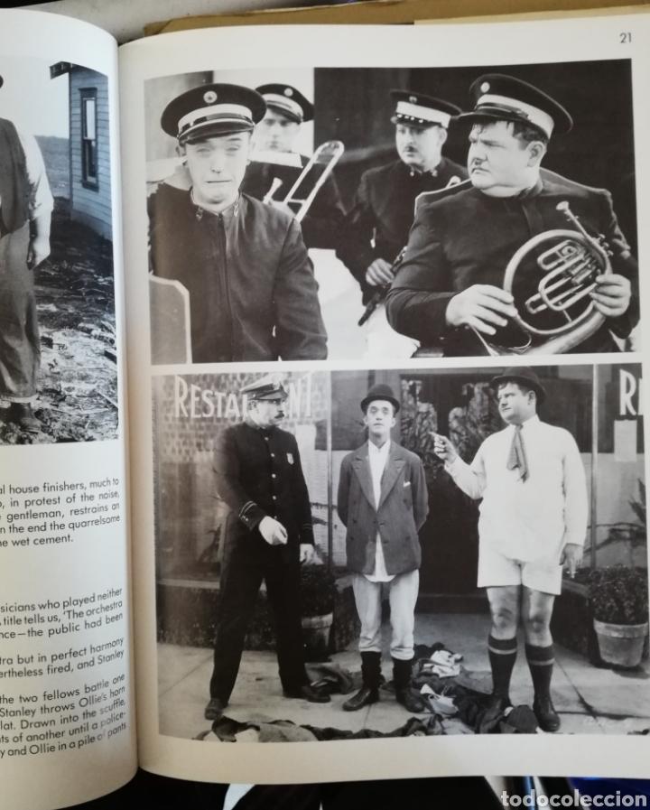 Libros de segunda mano: Laurel & Hardy. Annie McGarry. Libro en inglés. - Foto 3 - 160669624