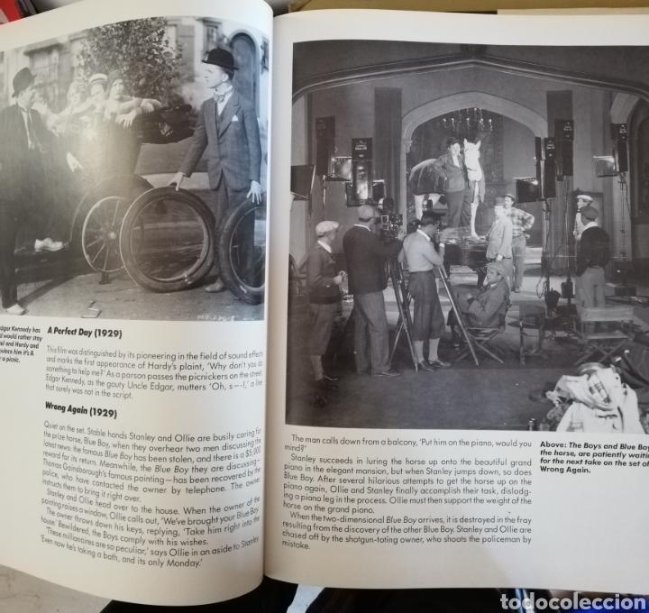Libros de segunda mano: Laurel & Hardy. Annie McGarry. Libro en inglés. - Foto 4 - 160669624