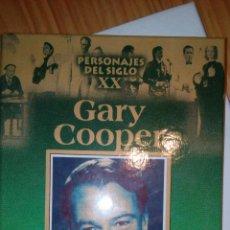 Libros de segunda mano: PERSONAJES DEL SIGLO XX - GARY COOPER. Lote 160814158