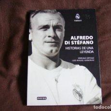 Libros de segunda mano: ALFREDO DI STEFANO. HISTORIA DE UNA LEYENDA. Lote 160966858
