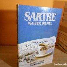 Libros de segunda mano: SARTRE / WALTER BIEMEL. Lote 161079566