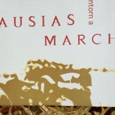Libros de segunda mano: ENTORN A AUSIAS MARCH.. Lote 160784706