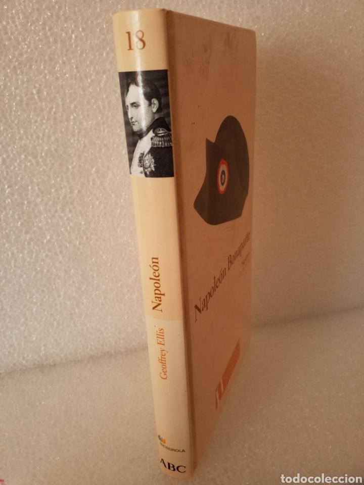 Libros de segunda mano: Biblioteca ABC Protagonistas de la Historia Nº18-Napoleón Bonaparte. - Foto 2 - 162312425