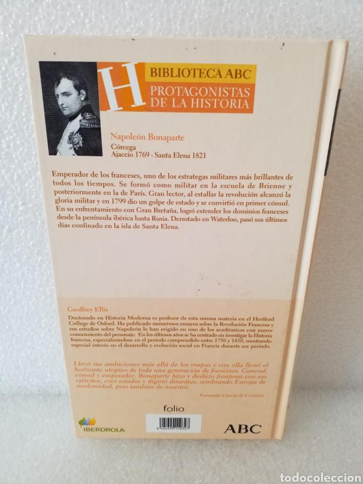 Libros de segunda mano: Biblioteca ABC Protagonistas de la Historia Nº18-Napoleón Bonaparte. - Foto 3 - 162312425