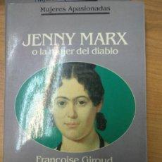 Libros de segunda mano: JENNY MARX.-FRANCOISE GIROUD.- ED. PLANETA.. Lote 162352718