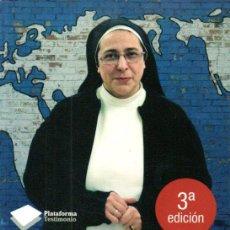 Libros de segunda mano: SOR LUCÍA CARAM : MI CLAUSTRO ES EL MUNDO (PLATAFORMA, 2012). Lote 163969174
