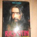 Libros de segunda mano: RASPUTIN EL SATIRO MISTICO - FRITZ KLINGER. Lote 164251778