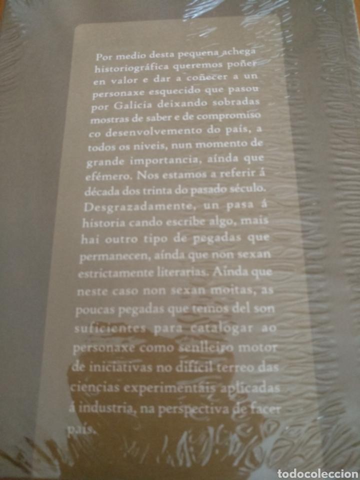 Libros de segunda mano: Obella Vidal. Investigador, empresario e galeguista. Ricardo Gurriaran Rodríguez - Foto 2 - 164744426