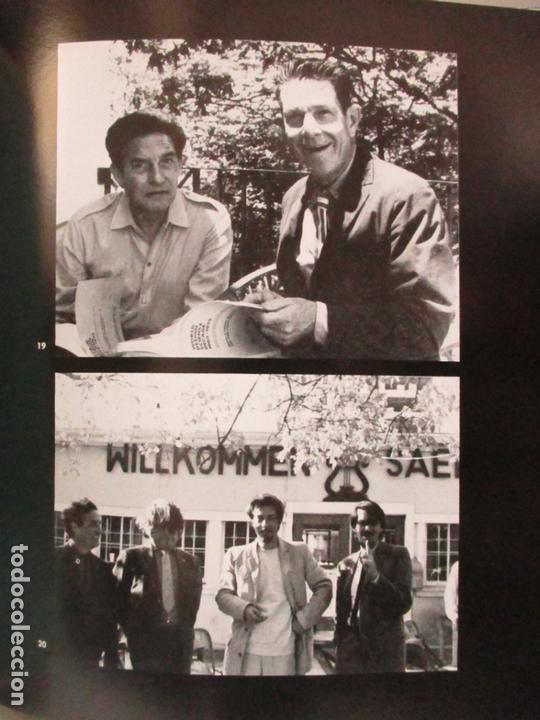 Libros de segunda mano: SOLO A DOS VOCES. PAZ, Octavio; RÍOS, Julián. 1973. PRIMERA EDICIÓN. - Foto 4 - 165092382
