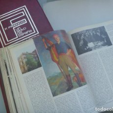 Libros de segunda mano: F. FRANCO, UN SIGLO DE ESPAÑA . DE RICARDO DE LA CIERVA. 1973. 2 TOMOS DE LUJO. Lote 165110782