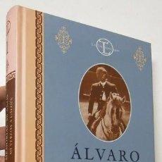 Libros de segunda mano - ÁLVARO DOMECQ. MEMORIAS. 80 AÑOS. MI VEREDA A GALOPE - 165175886