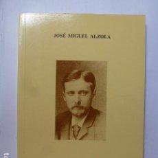Livros em segunda mão: JOSÉ MIGUEL ALZOLA. JUAN DE QUESADA. Lote 165478214