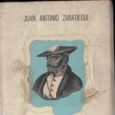 Libros de segunda mano: ZARIÁTEGUI : VIDA Y HECHOS DE DON TOMÁS DE ZUMALACÁRREGUI (ESCELICER, 1946) AÚN SIN DESBARBAR. Lote 165527378