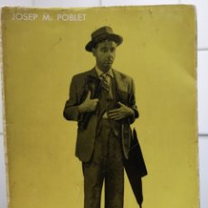 Libros de segunda mano: CAPRI. JOSEP MARIA POBLET. 1A ED. BARCELONA 1964.. Lote 166219949