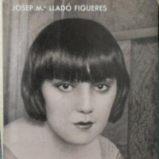 Libros de segunda mano: RAQUEL MELLER. JOSEP MARIA POBLET. 1A ED. BARCELONA, 1963.. Lote 166220069