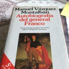 Libros de segunda mano: LIBRO DE AUTOBIOGRAFÍA DE FRANCO. Lote 166377998