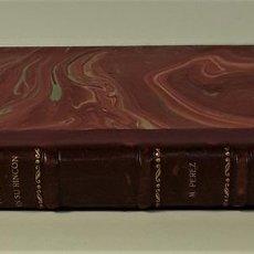 Libros de segunda mano: PIO BAROJA EN SU RINCÓN. M. PEREZ. EDIT. INTERNACIONAL. SAN SEBASTIAN. 1941.. Lote 166495742