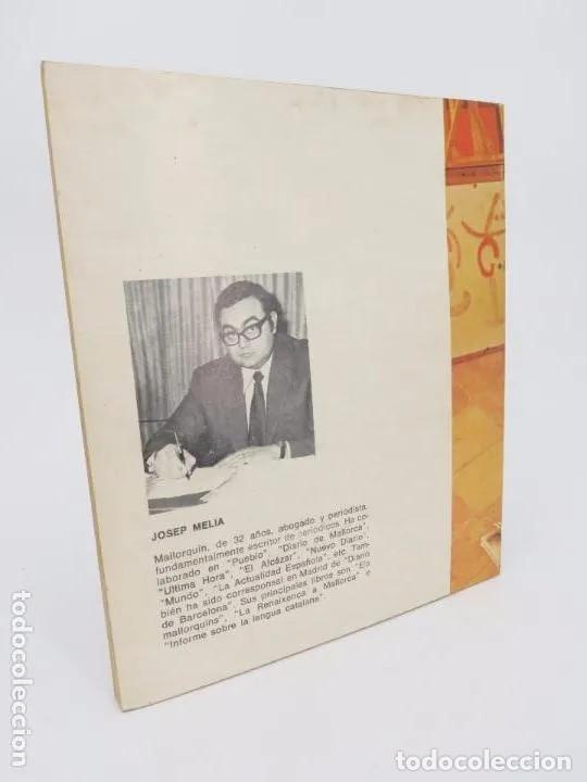 Libros de segunda mano: NUESTROS CONTEMPORÁNEOS 2. JOAN MIRÓ (Josep Melia) Dopesa, 1971 Dopesa, Barcelona, 1971. - Foto 2 - 166692486