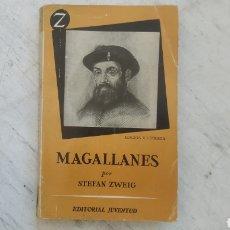 Gebrauchte Bücher - Magallanes, el hombre y su gesta. Stefan Zweig - 167149285