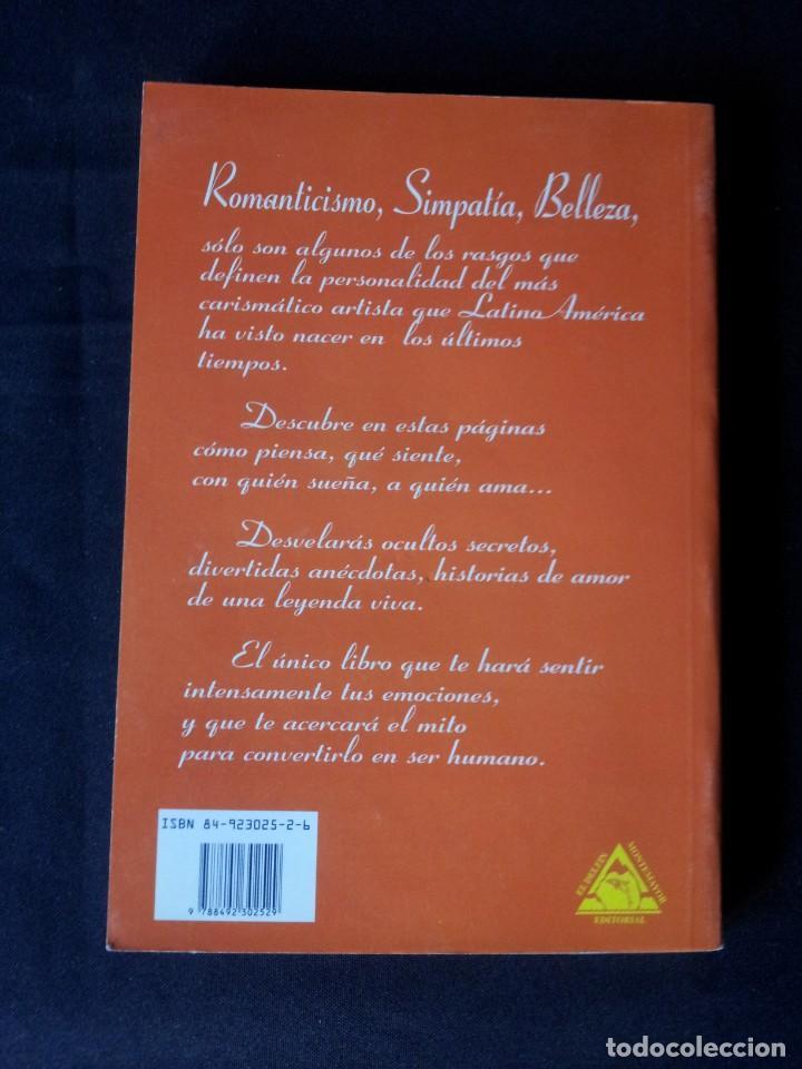 Libros de segunda mano: CLAUDIA DE ICAZA Y VARIOS AUTORES - LUIS MIGUEL, EL GRAN SOLITARIO Y LA LLAMA VIVA - 2 LIBROS - Foto 3 - 167189720