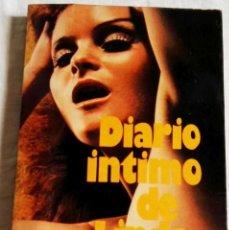 Libros de segunda mano: DIARIO INTIMO DE LINDA LOVELACE - A.T.E. 1980. Lote 167274388