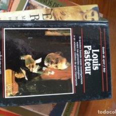Libros de segunda mano: LOUIS PASTEUR, GENTE DE AYER Y DE HOY – EDICIONES SM. Lote 167995524