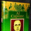 Libros de segunda mano: AL CAPONE. PERSONAJES DEL SIGLO XX. EDICIONES RUEDA 2002. BIOGRAFIA. TAPAS DURAS.. Lote 168011076