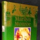 Libros de segunda mano: MARILYN MONROE. PERSONAJES DEL SIGLO XX. EDICIONES RUEDA 2002. BIOGRAFIA. TAPAS DURAS.. Lote 168011124
