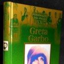 Libros de segunda mano: GRETA GARBO. PERSONAJES DEL SIGLO XX. EDICIONES RUEDA 2002. BIOGRAFIA. TAPAS DURAS.. Lote 168011148