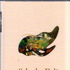 Libros de segunda mano: SALVADOR DALI. DAWN ADES. BIBLIOTECA ABC. PROTAGONISTAS DE LA HISTORIA. 2004.. Lote 168153060