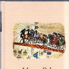 Libros de segunda mano: MARCO POLO. JACQUES HEERS. BIBLIOTECA ABC. PROTAGONISTAS DE LA HISTORIA. 2004.. Lote 168154620
