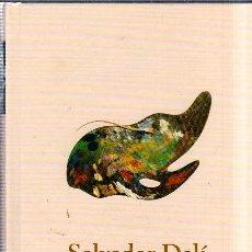 Libros de segunda mano: SALVADOR DALI. DAWN ADES. BIBLIOTECA ABC. PROTAGONISTAS DE LA HISTORIA. 2003.. Lote 168172844