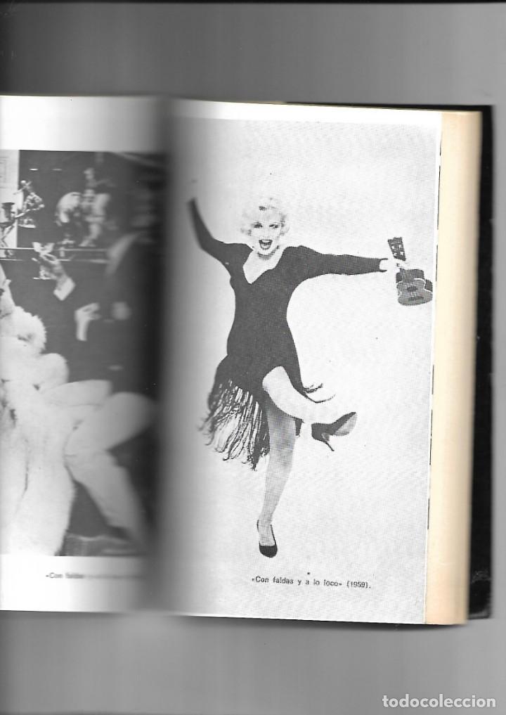 Libros de segunda mano: Marilyn Monroe, su vida, sus amores y su muerte contiene 250 páginas de Richard S. Moore. - Foto 2 - 168420540