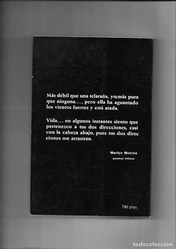 Libros de segunda mano: Marilyn Monroe, su vida, sus amores y su muerte contiene 250 páginas de Richard S. Moore. - Foto 4 - 168420540