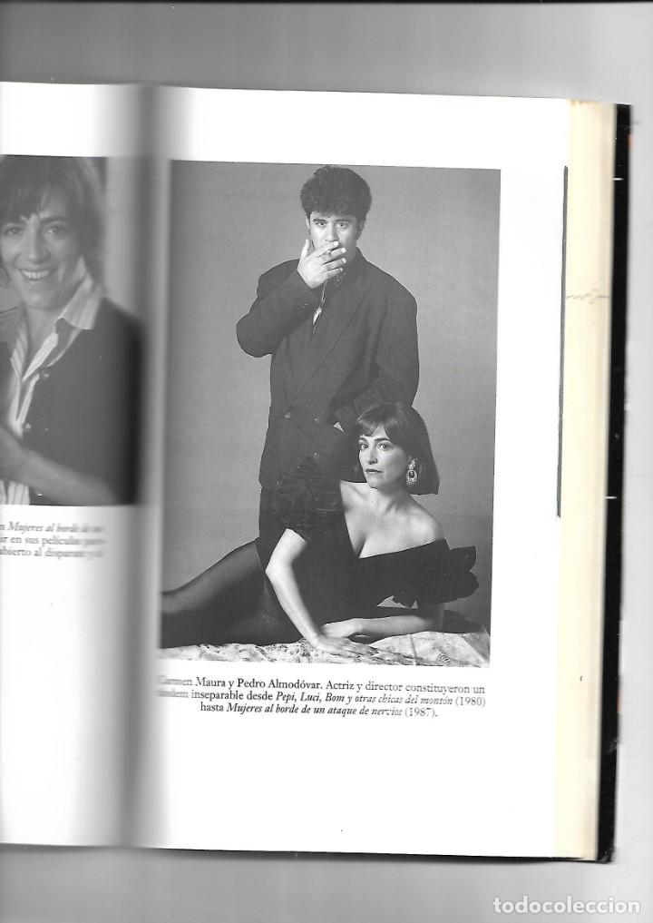 Libros de segunda mano: Pedro Almodóvar, un cine visceral año 1995 contiene 202 páginas el pais aguilar - Foto 2 - 168736064
